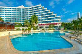 Hilton Cartagena, Pool
