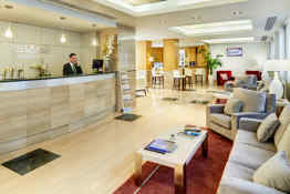 Hotel Sercotel Alcala 611 • Lobby