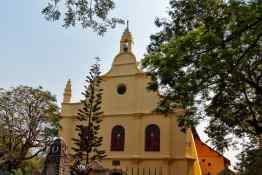 St. Francis Church, India