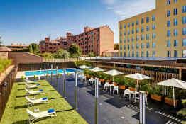 Hotel Sercotel Alcala 611 • Outdoors