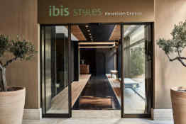 Ibis Styles Herkalion Central