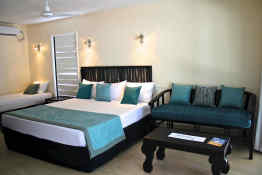 Treasure Island Resort • Oceanview Bure