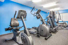 Quality Inn Halifax Airport Fitness Center