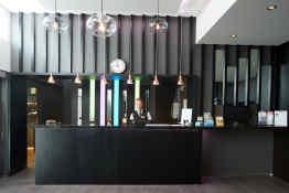 Fosshotel Lind • Reception