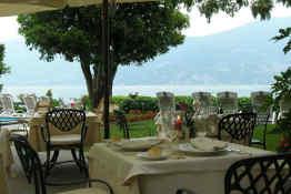 Grand Hotel Menaggio • Outdoor Dining
