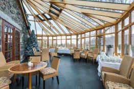 Seiont Manor Hotel • Conservatory