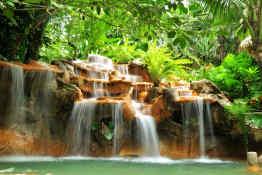 Hot Springs in Costa
