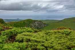 Terceira Volcanic Landscape, Azores, Portugal