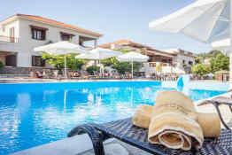 Skopelos Holidays Hotel • Pool