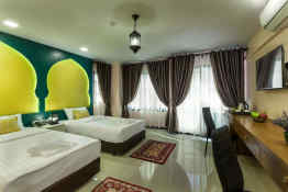 Casa Marocc Hotel by Andacura • Grand Deluxe Room
