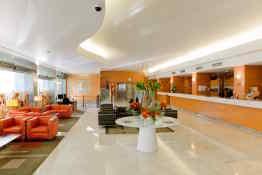 Hotel Roma • Lobby