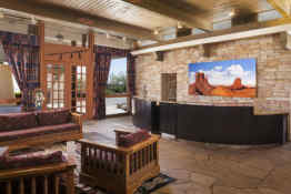 Kayenta Monument Valley Inn - Lobby