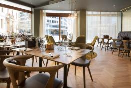 Scandic St. Olavs Plass • Restaurant
