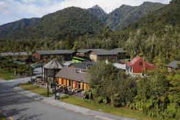 Rainforest Retreat Franz Josef