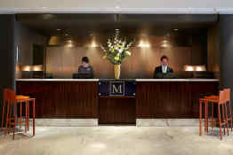 The Mandeville Hotel • Reception
