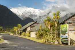 Glenfern Villas, Franz Josef Glacier