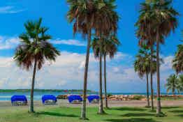 Hilton Cartagena, Beach & Cabanas