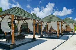 Adaaran Select Meedhupparu • Beach Cabanas