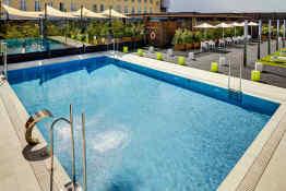 Hotel Sercotel Alcala 611 • Pool