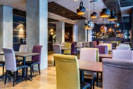 Fosshotel Raudara • Breakfast Area