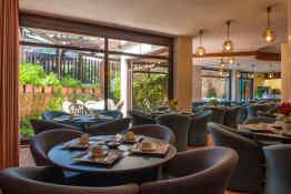 Hotel La Pergola - Breakfast Room