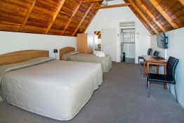 Mountain Chalet Twizel • Guest Room