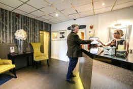 Faenol Fawr Country House Hotel • Lobby