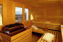 Thon Hotel Brussels City Centre • Sauna