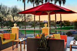 Scottsdale Marriott at McDowell Mountains • AGAVE Patio