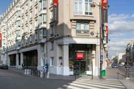 Hotel ibis Paris Gare du Nord Chateau Landon 10eme