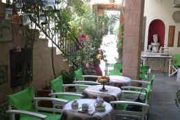 Aeginitiko Archontiko Hotel • Restaurant