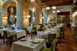 Parador de Olite • Restaurant