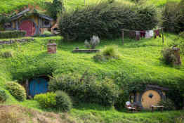 Hobbiton • Matamata, New Zealand