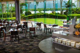 Hilton Hotel Cairns • Dining