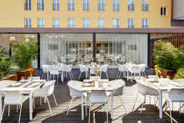 Hotel Sercotel Alcala 611 • Outdoor Dining