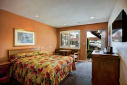 Dunes Inn Sunset Hotel • Guest Room