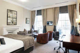 Grange Beauchamp Hotel, Double Executive Room