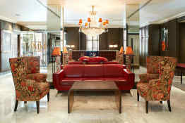 The Mandeville Hotel • Lobby
