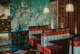 Kimpton Charlotte Square • BABA Restaurant