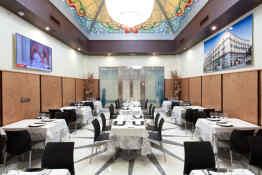 Hotel Europa Madrid • Cafe Europa