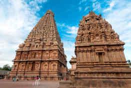 Brihadeshwara Temple & Palace