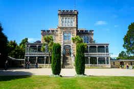 Larnach Castle • Dunedin, New Zealand