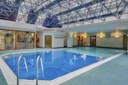 Hilton London Metropole • Pool