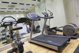Thistle Piccadilly - Fitness Room