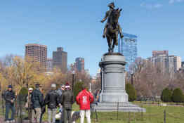 Boston History & Highlights