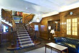 Durrants Hotel • Lobby