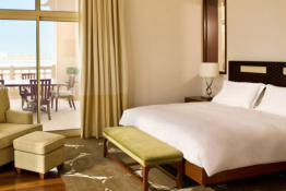 Grand Hyatt Doha Hotel & Villas • Executive Suite King Room