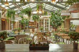 Kimpton Charlotte Square• Garden Room