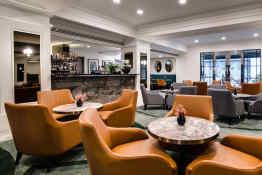The Savoy Hotel on Little Collins Melbourne • Alexander's Bar