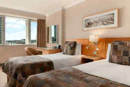 Hilton London Metropole • Double Room